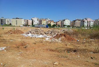 Geotechnical investigations, Antalya